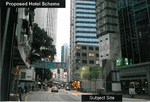 Indigo Hotel Wanchai