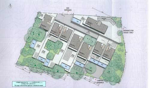 Dodwell Mansions Redevelopment